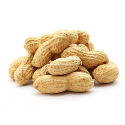 Cacahuetes cáscara tostados