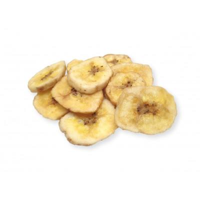 Plátano deshidratado
