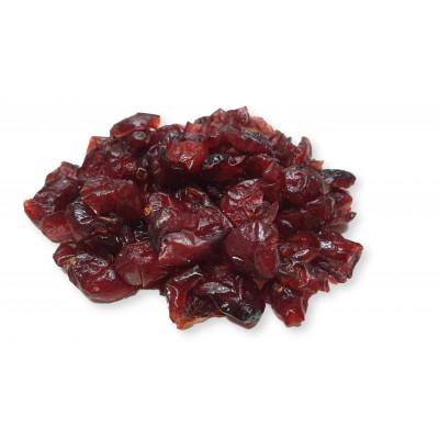 Arándanos rojos sin azúcar añadido